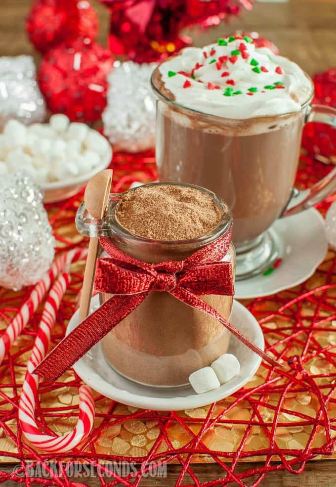 Best Hot Chocolate Mix  World s Best Homemade Hot Cocoa Mix Back for Seconds