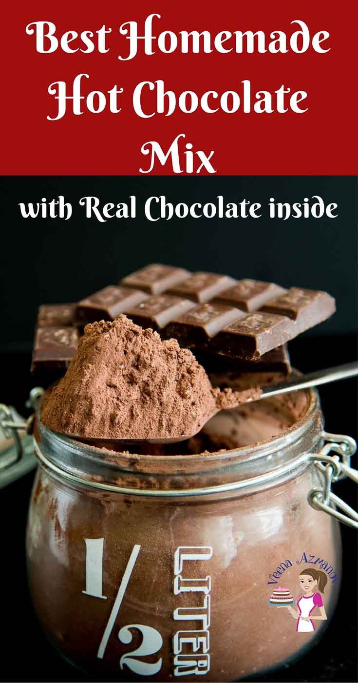 Best Hot Chocolate Mix  The BEST Homemade Hot Chocolate Mix aka Hot Cocoa Mix