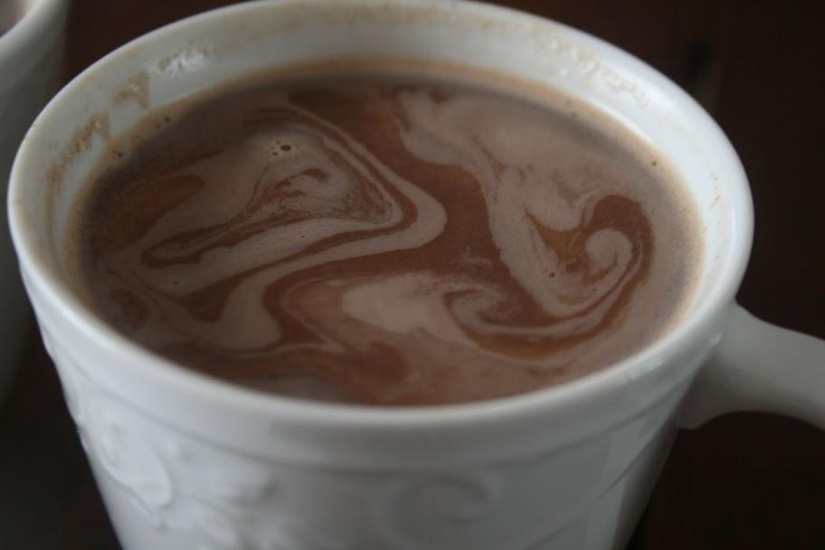 Best Hot Chocolate Mix  Recipe Shoebox Best Homemade Hot Chocolate Mix Ever