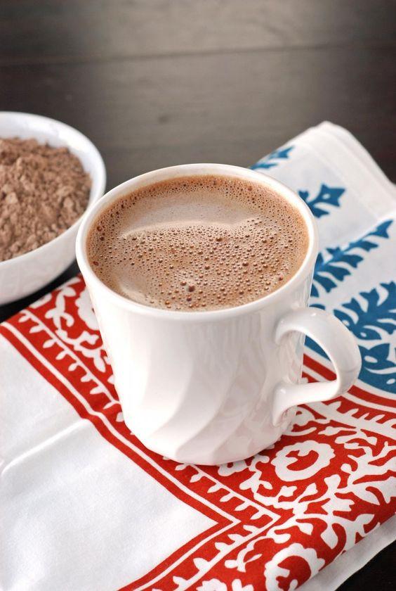 Best Hot Chocolate Mix  best ever coco mix Tummy yummy Pinterest
