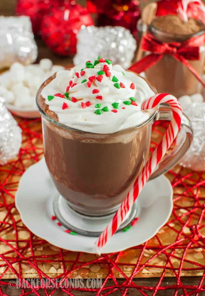 Best Hot Chocolate Mix  World s Best Homemade Hot Cocoa Mix Page 2 of 2 Back