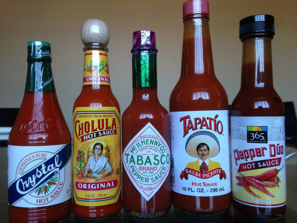 Best Hot Sauces  The Best Hot Sauce Taste Test Approved Zipongo