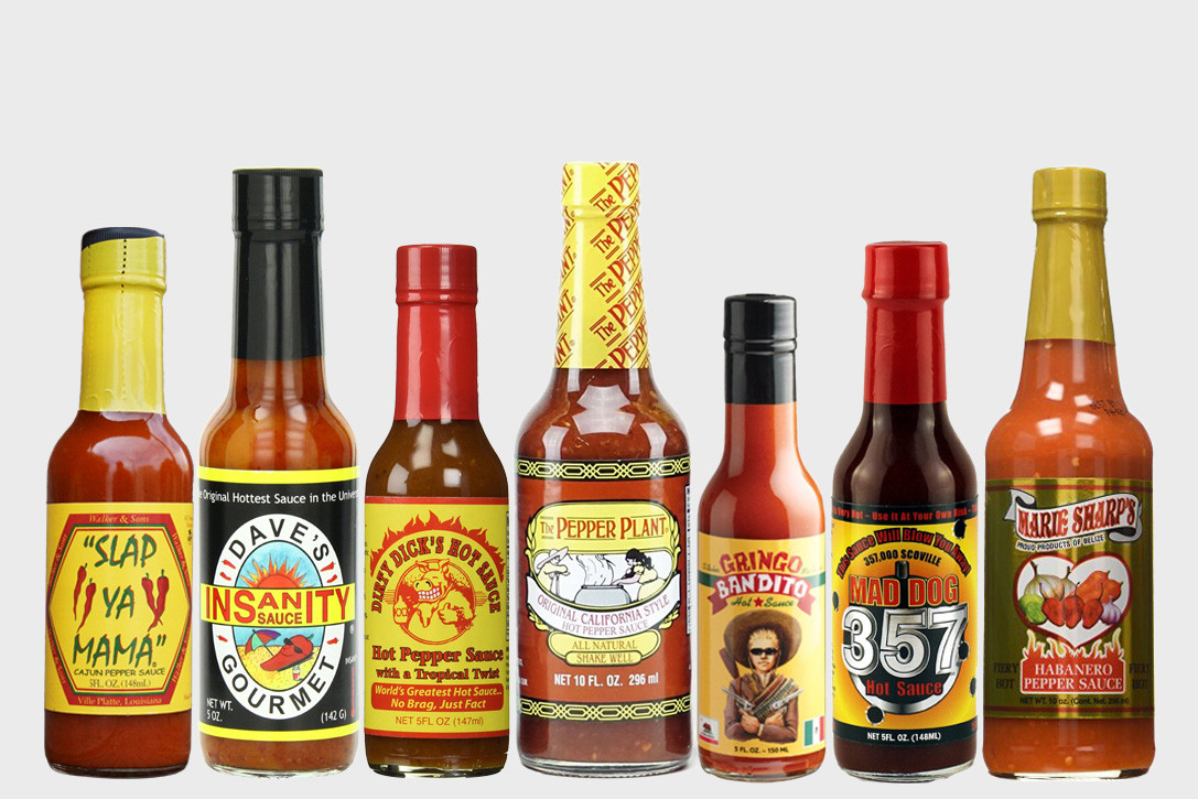 Best Hot Sauces  Fire It Up 10 Best Hot Sauces