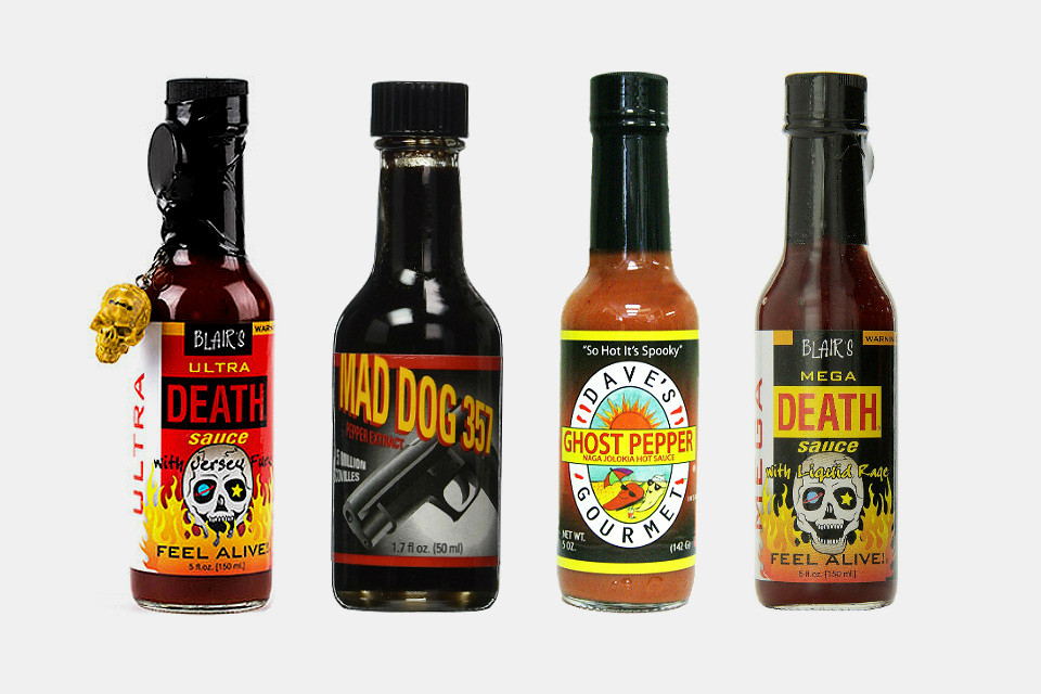 Best Hot Sauces  The 20 Hottest Hot Sauces You Can Buy