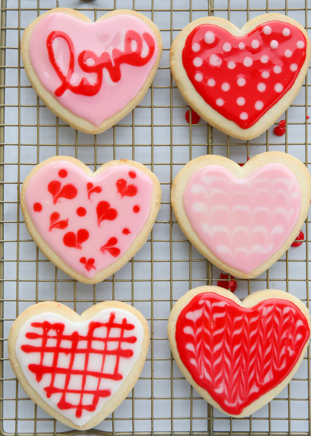 Best Icing For Sugar Cookies  Tutorial Cookie Decorating with Glace Icing Our Best Bites