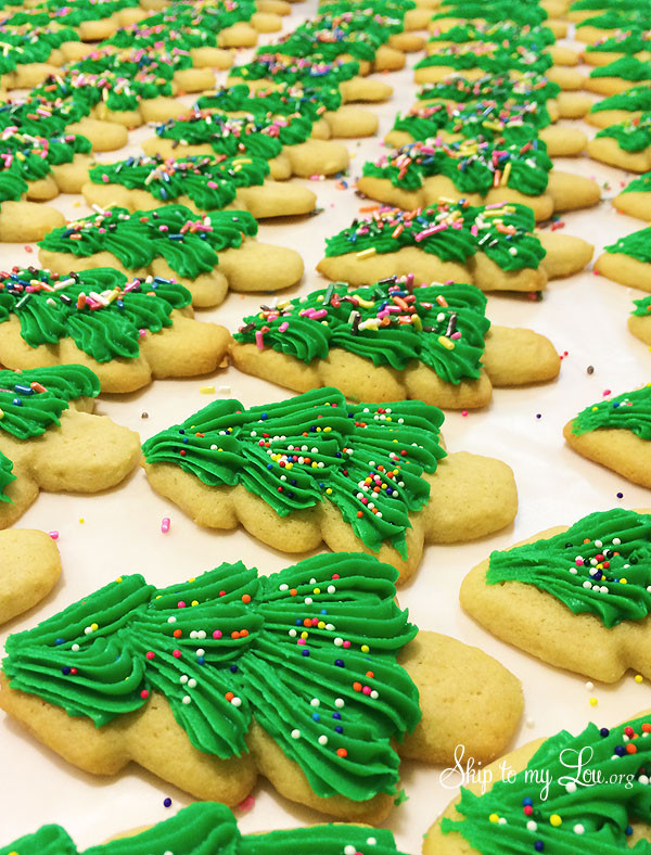 Best Icing For Sugar Cookies  sugar cookie frosting that hardens