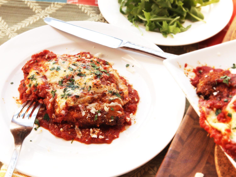Best Italian Recipes  The Best Chicken Parmesan Recipe