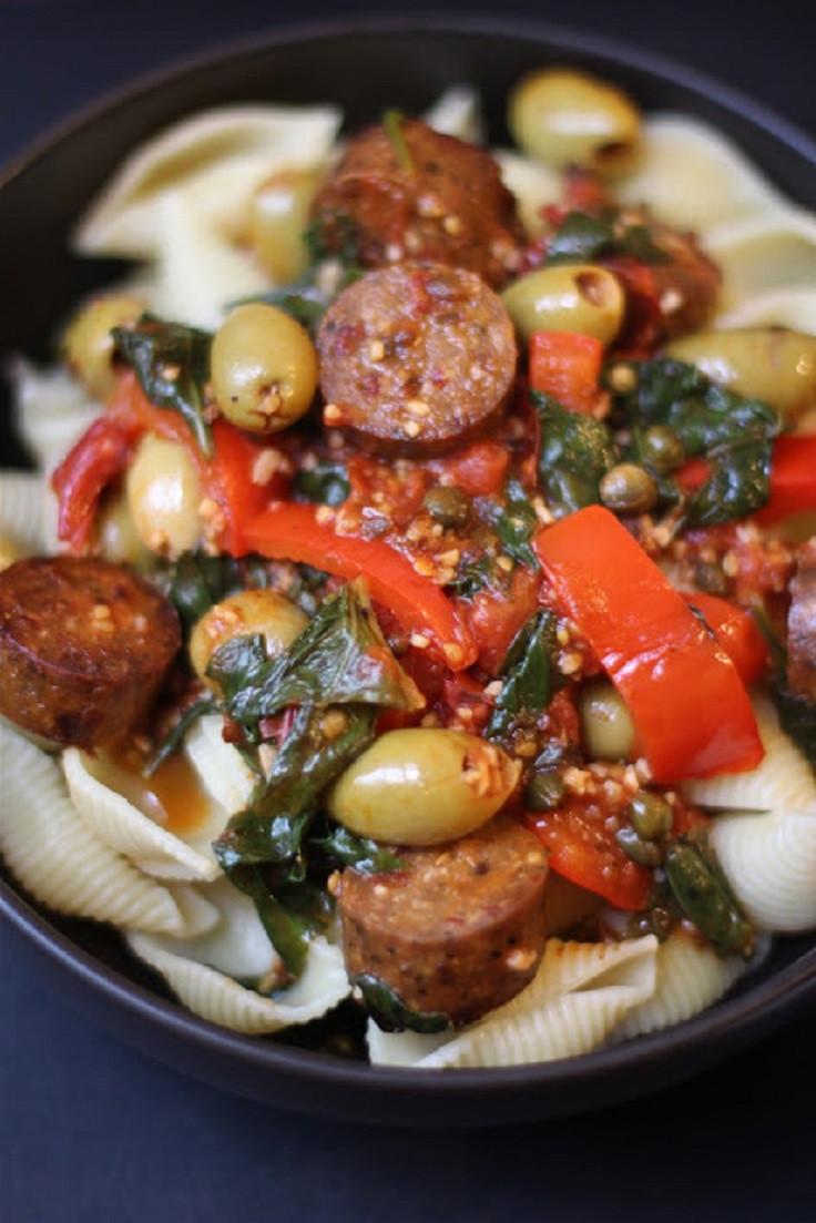 Best Italian Recipes  Top 10 Italian Clean Eating Recipes Top Inspired