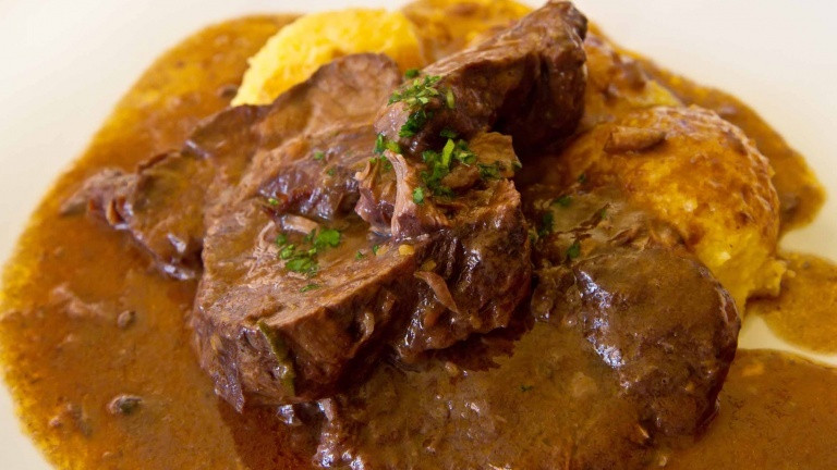 Best Italian Recipes  Beef braised in Barolo the real Italian recipe to make