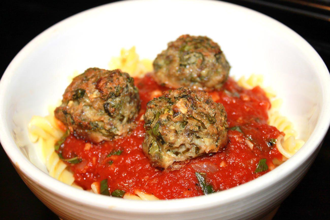 Best Italian Recipes  Italian Meatballs and Marinara Recipe Best Recipes Evar