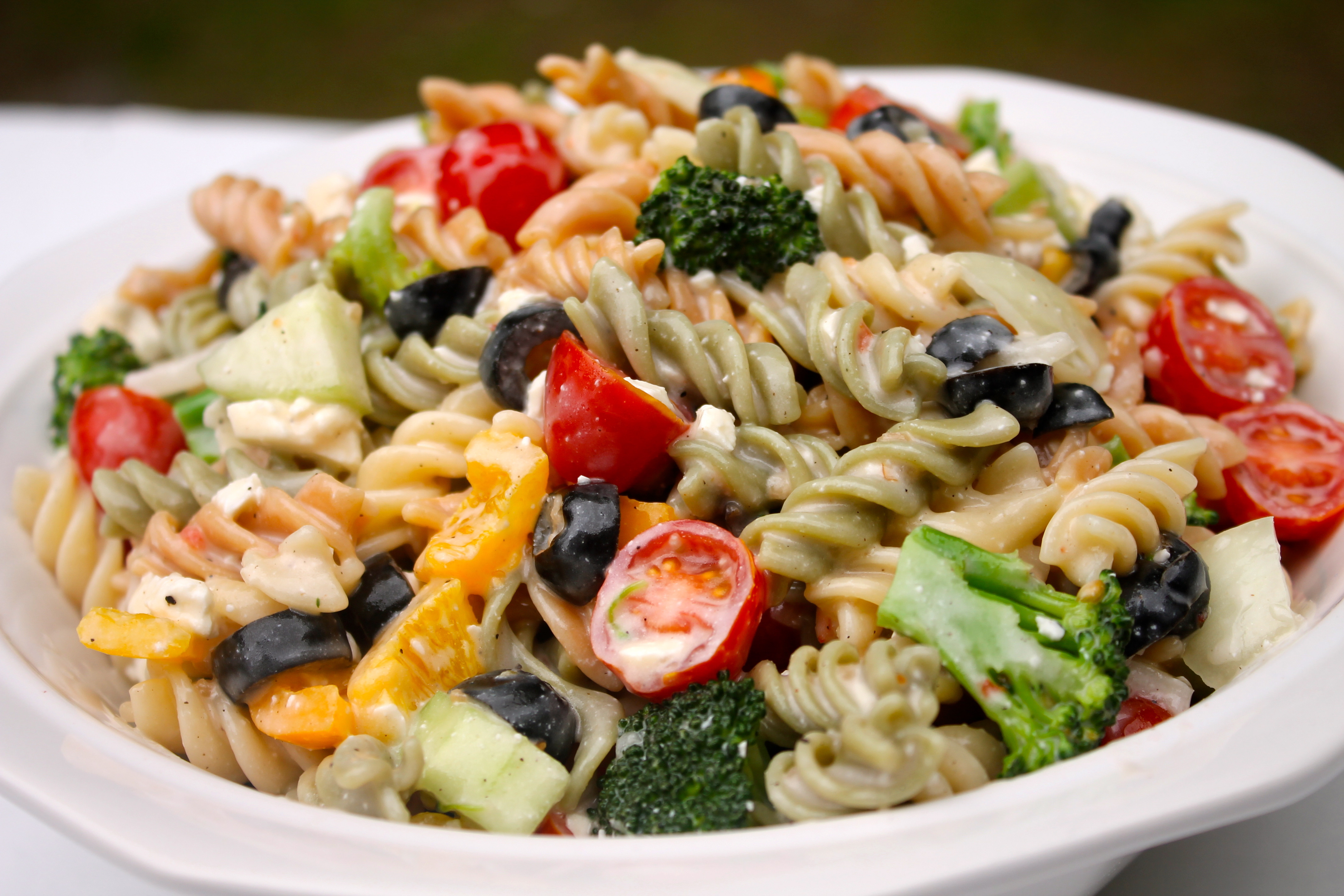 Best Italian Recipes  Creamy Italian Pasta