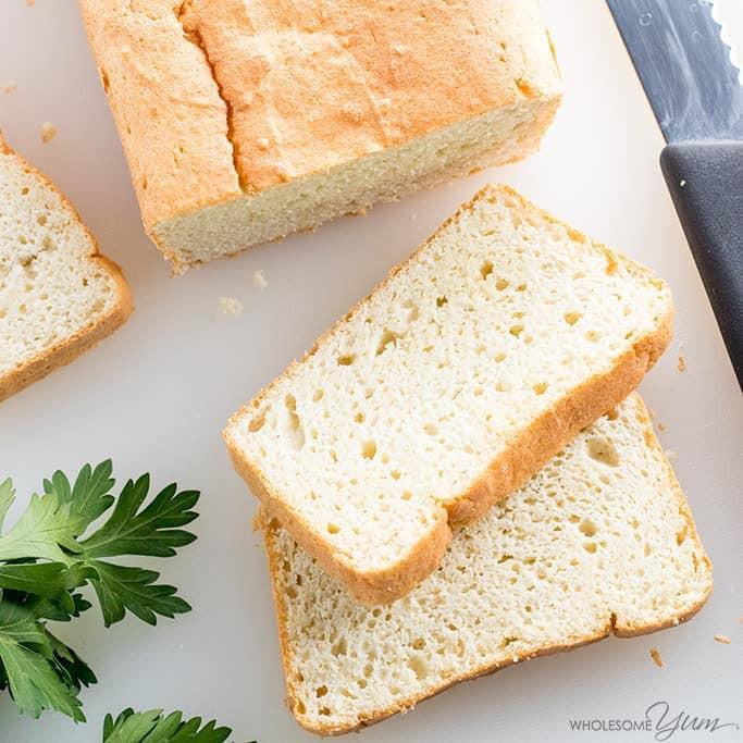 Best Keto Bread Recipe  Easy Paleo Keto Bread Recipe VIDEO 5 Ingre nts