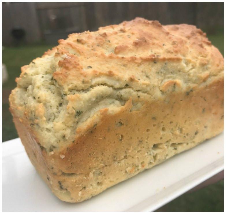 Best Keto Bread Recipe  Savory Keto Bread Recipe iSaveA2Z