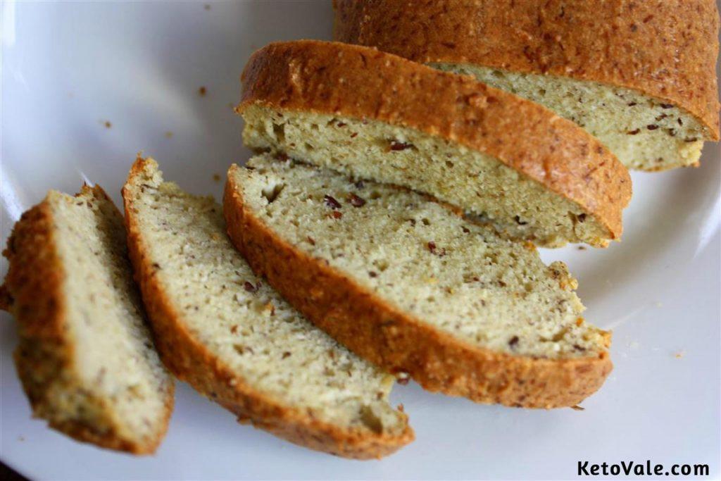 Best Keto Bread Recipe  Best Keto Bread with Coconut and Almond Flour Recipe