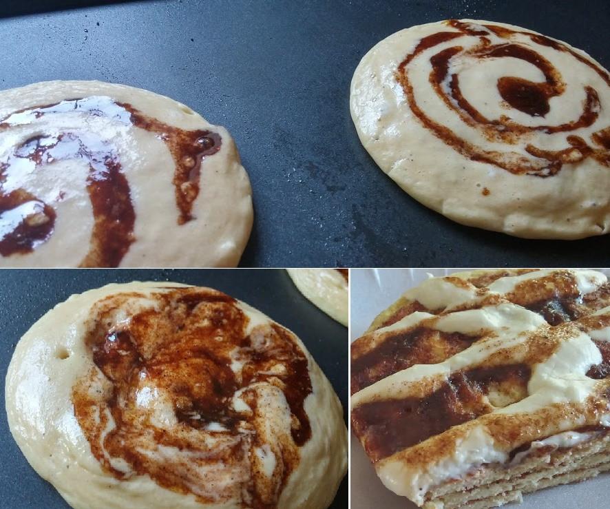 Best Keto Pancakes  Keto Cinnamon Roll Pancakes TryKetoWith Me