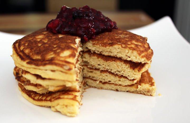 Best Keto Pancakes  Keto Recipe Fluffy Buttermilk Pancakes