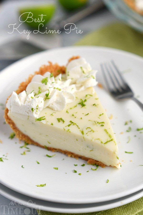 Best Key Lime Pie Recipe  40 of the BEST Pie Recipes for Thanksgiving