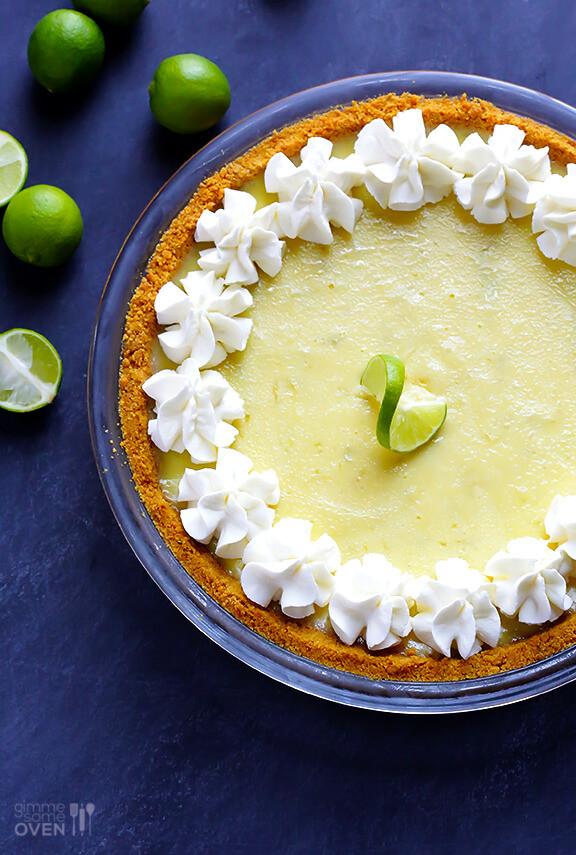 Best Key Lime Pie Recipe  Best Key Lime Pie And Pecan Gingersnap Pie Crust Recipe