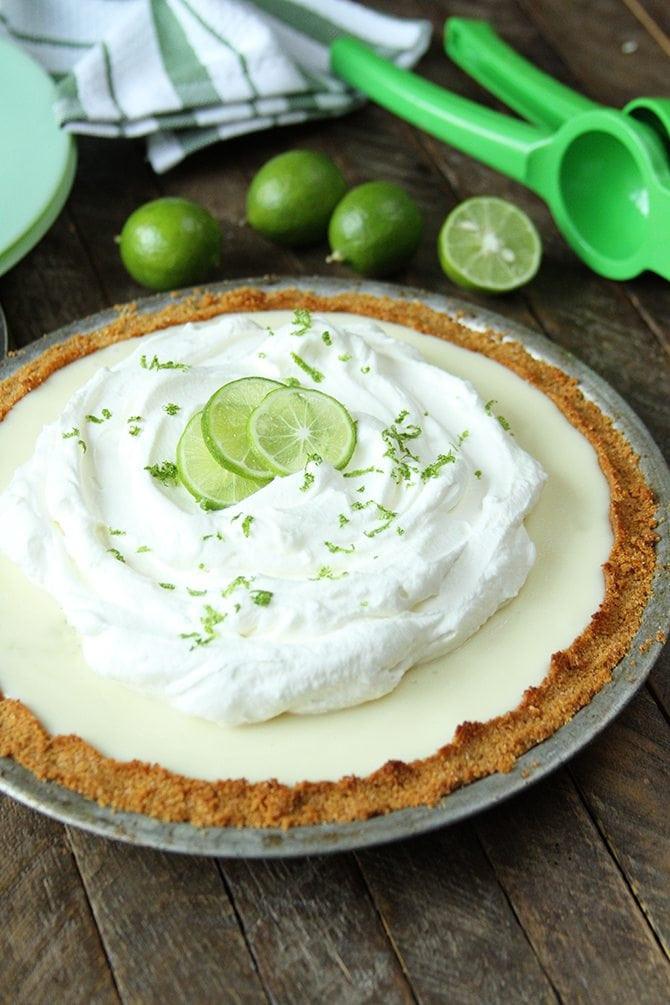 Best Key Lime Pie Recipe  key lime pie recipe best