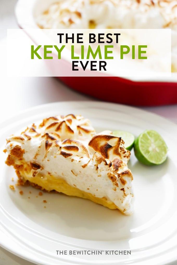 Best Key Lime Pie Recipe  The Best Key Lime Pie Recipe Ever