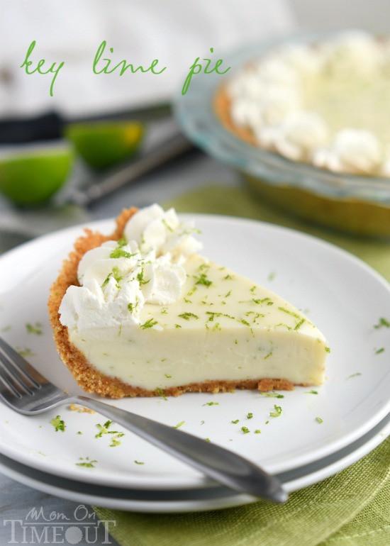 Best Key Lime Pie Recipe  Best Key Lime Pie Mom Timeout