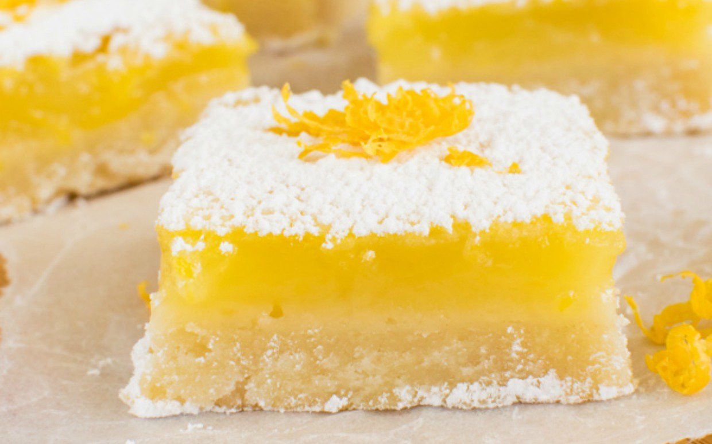 Best Lemon Desserts  20 Best Lemon Desserts for Spring