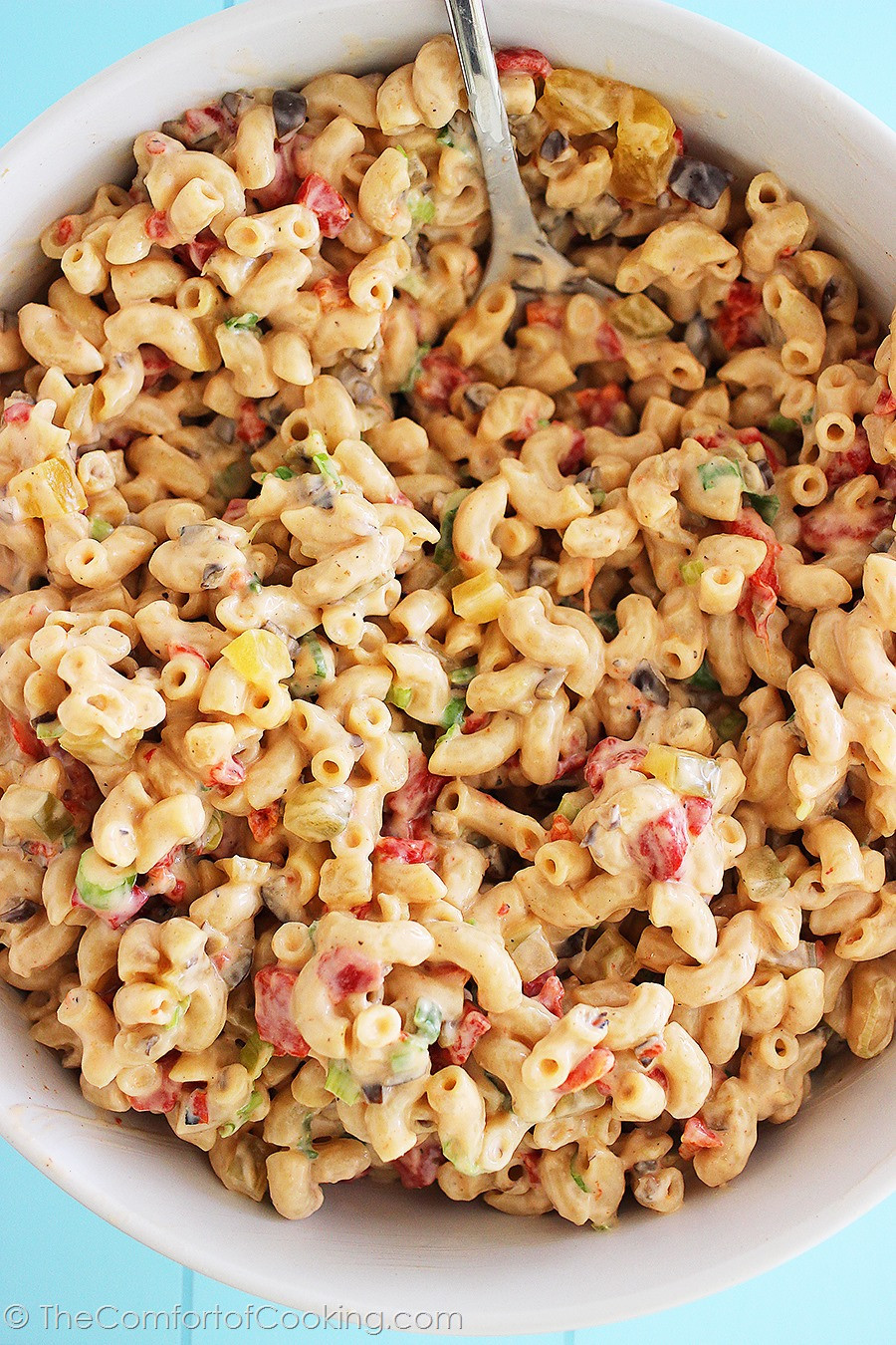 Best Macaroni Salad  Best Ever Creamy Macaroni Salad
