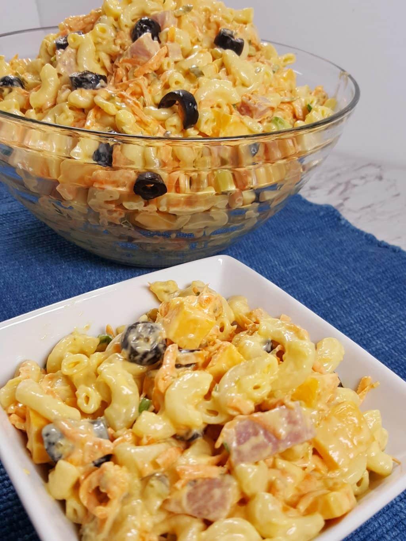 Best Macaroni Salad  Pressure Cooker Best Macaroni Salad Recipe