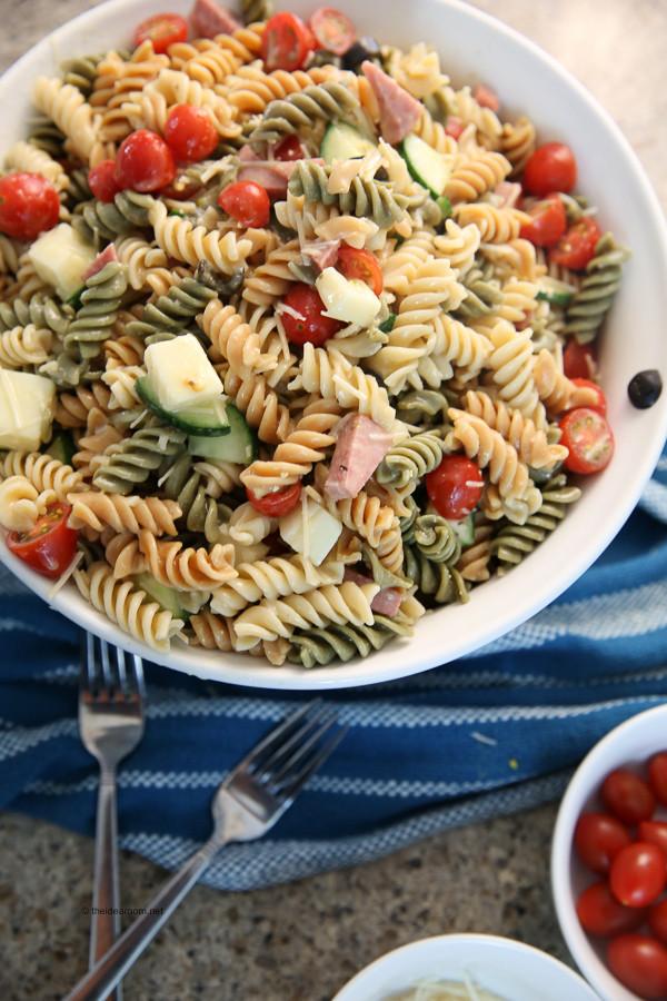 Best Macaroni Salad Recipe  Best Pasta Salad Recipe