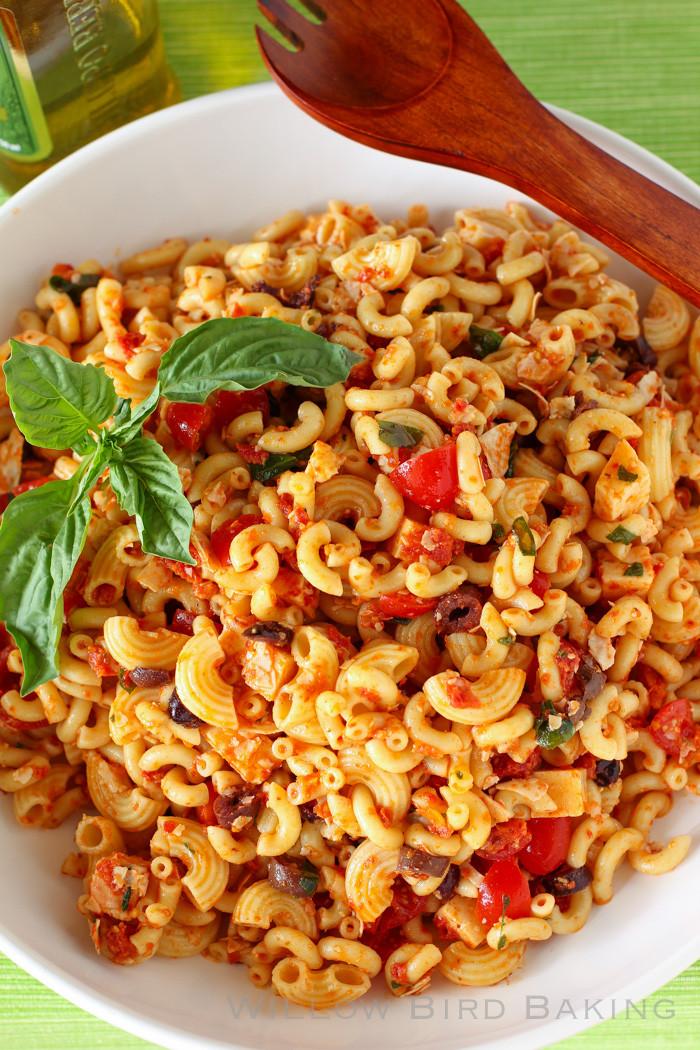 Best Macaroni Salad  Easter Sides The Best Macaroni Salad Ever & Sundried
