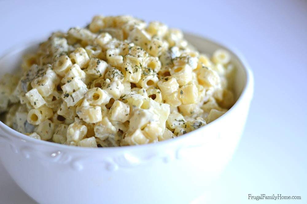 Best Macaroni Salad  Best Macaroni Salad Recipe