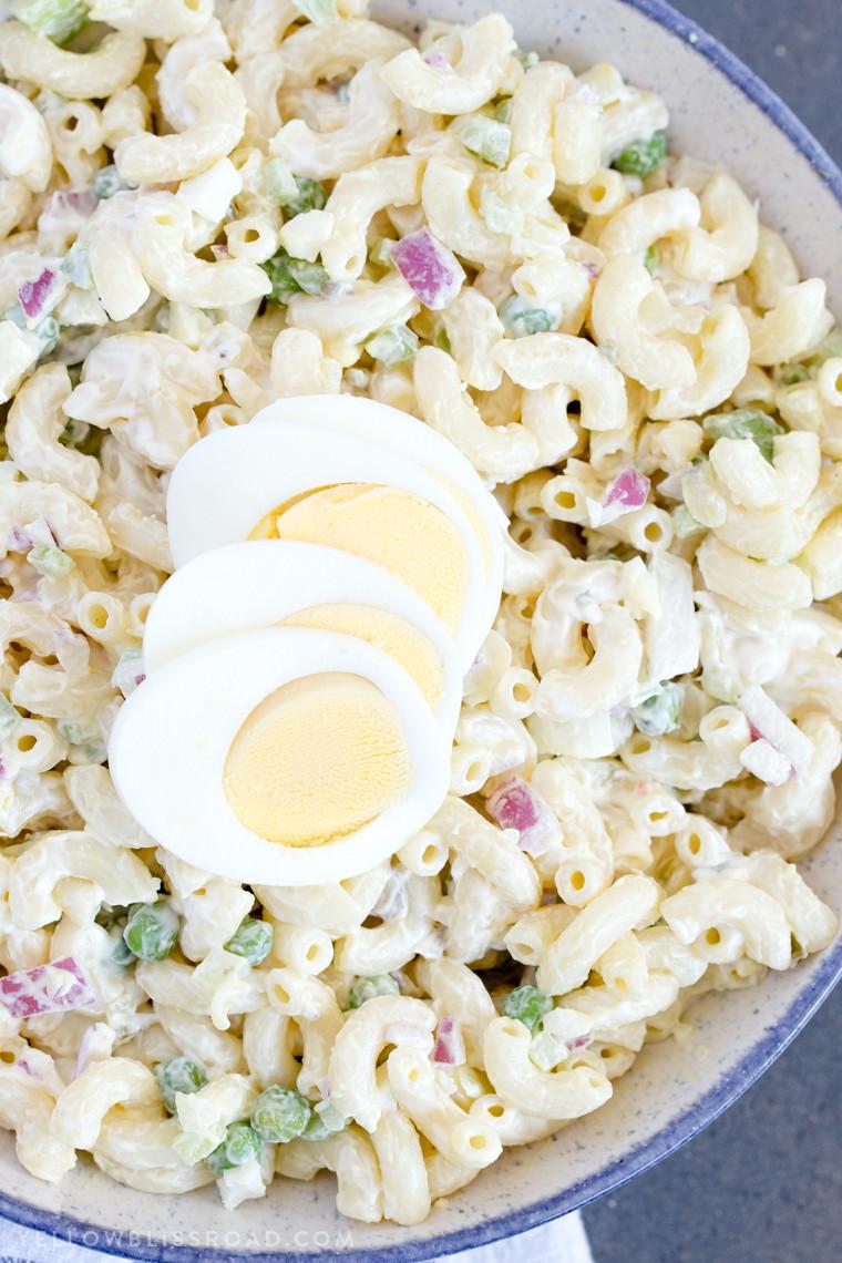 Best Macaroni Salad  The Best Macaroni Salad Recipe