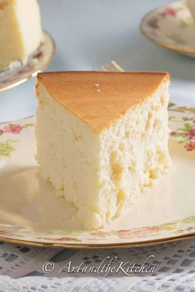 Best New York Cheesecake Recipe  Tall and Creamy New York Cheesecake