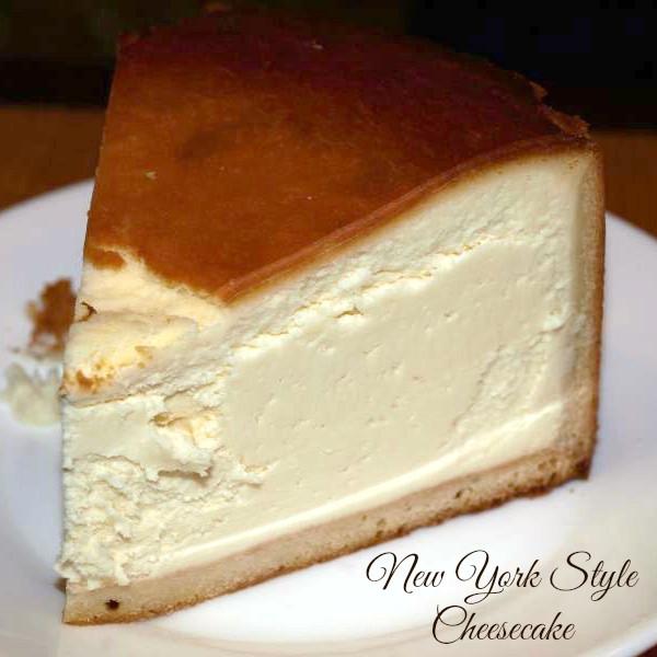 Best New York Cheesecake Recipe  Jenn s Random Scraps Authentic Pagliacci s New York Style