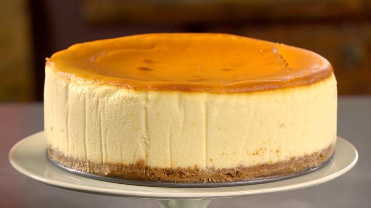Best New York Cheesecake Recipe  New York Style Cheesecake