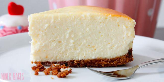 Best New York Cheesecake Recipe  The Best Original New York Style Cheesecake