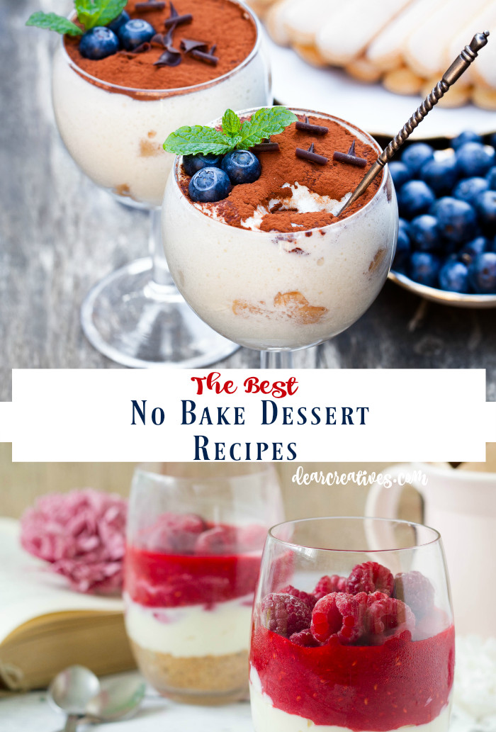 Best No Bake Dessert  Icebox Pie Recipes The Best No Bake Dessert Recipes