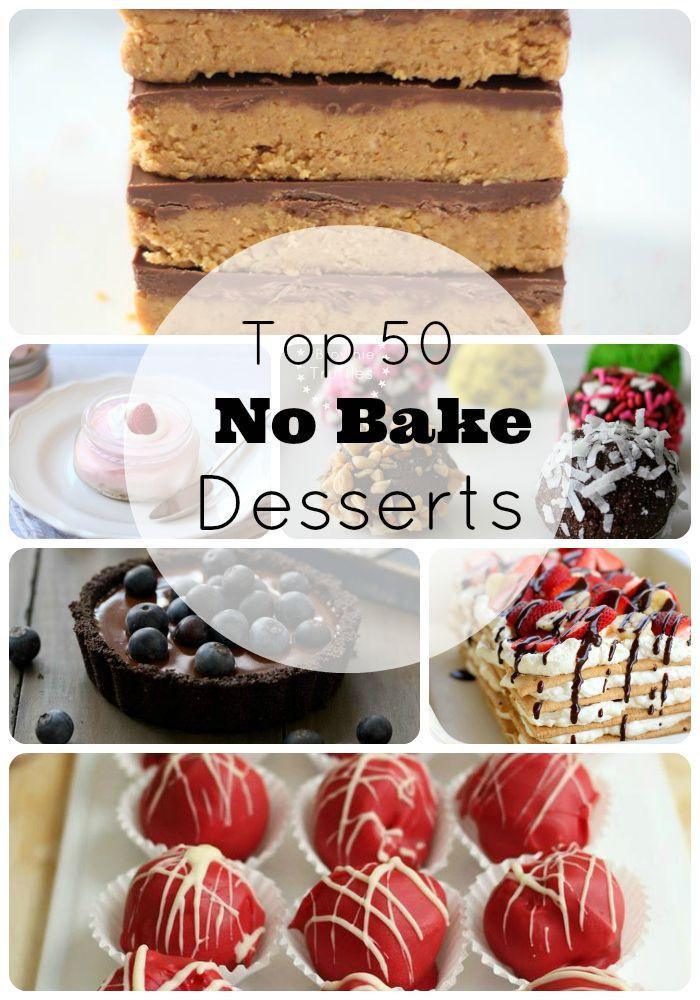 Best No Bake Dessert  17 Best images about no bake goo s on Pinterest