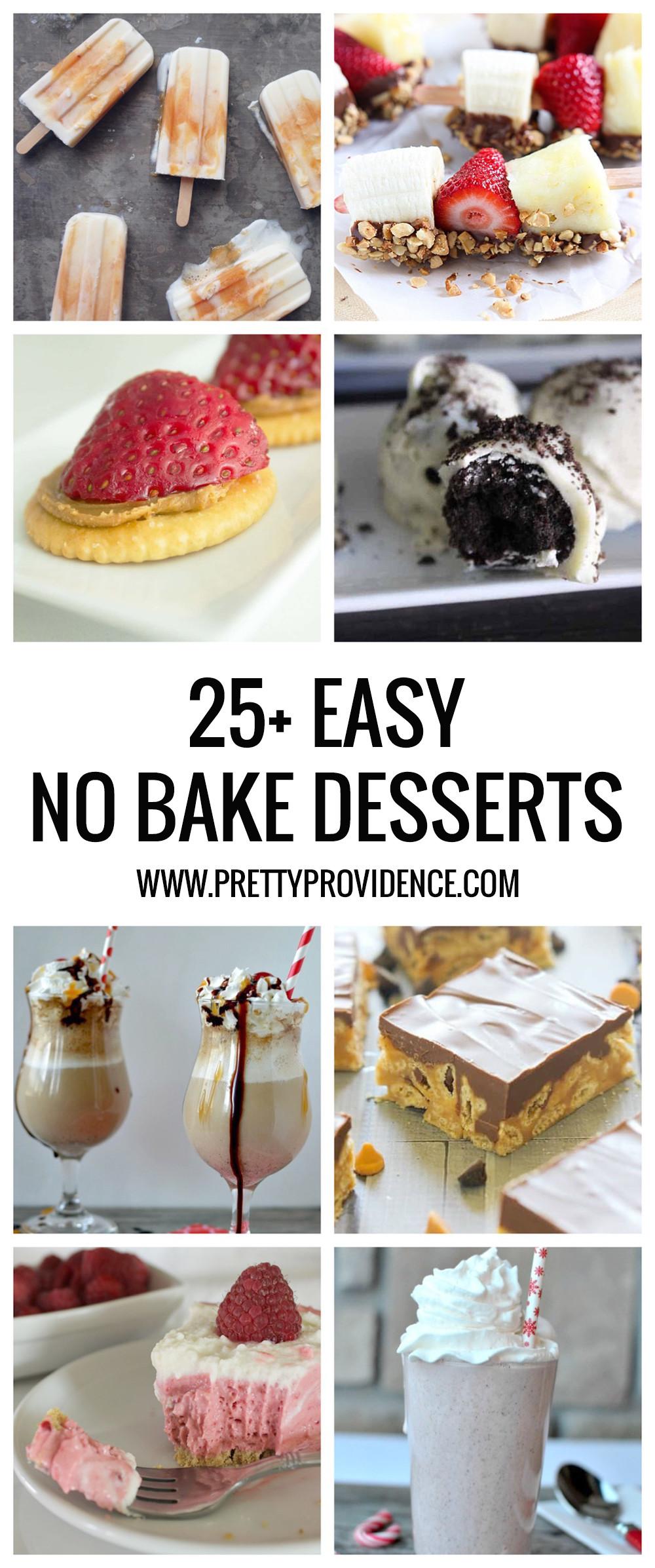 Best No Bake Dessert  25 The Best No Bake Desserts Pretty Providence