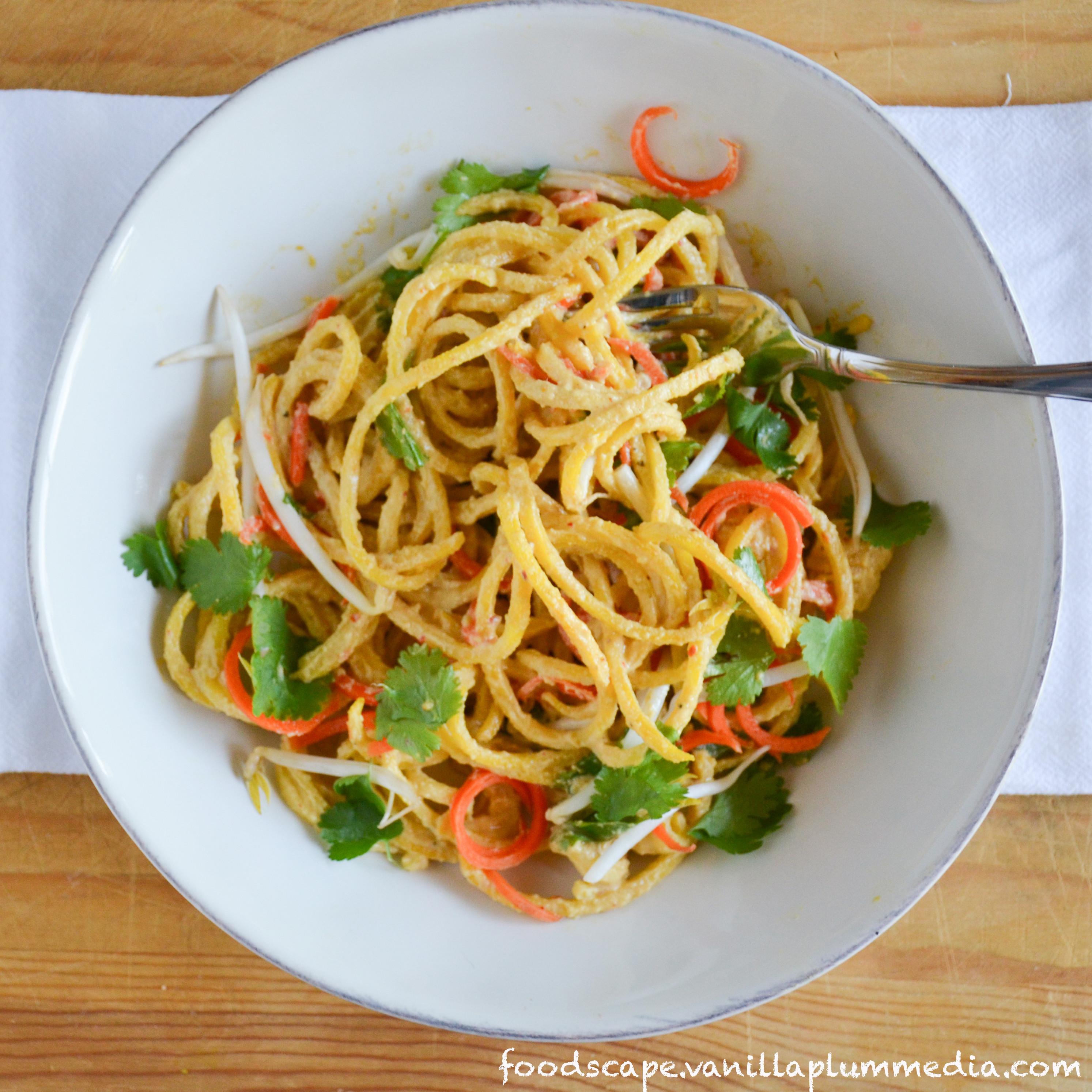 Best Pad Thai  The Best No Noodle Pad Thai
