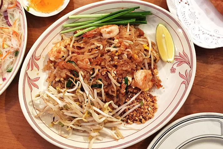 Best Pad Thai  The Best Pad Thai in Los Angeles