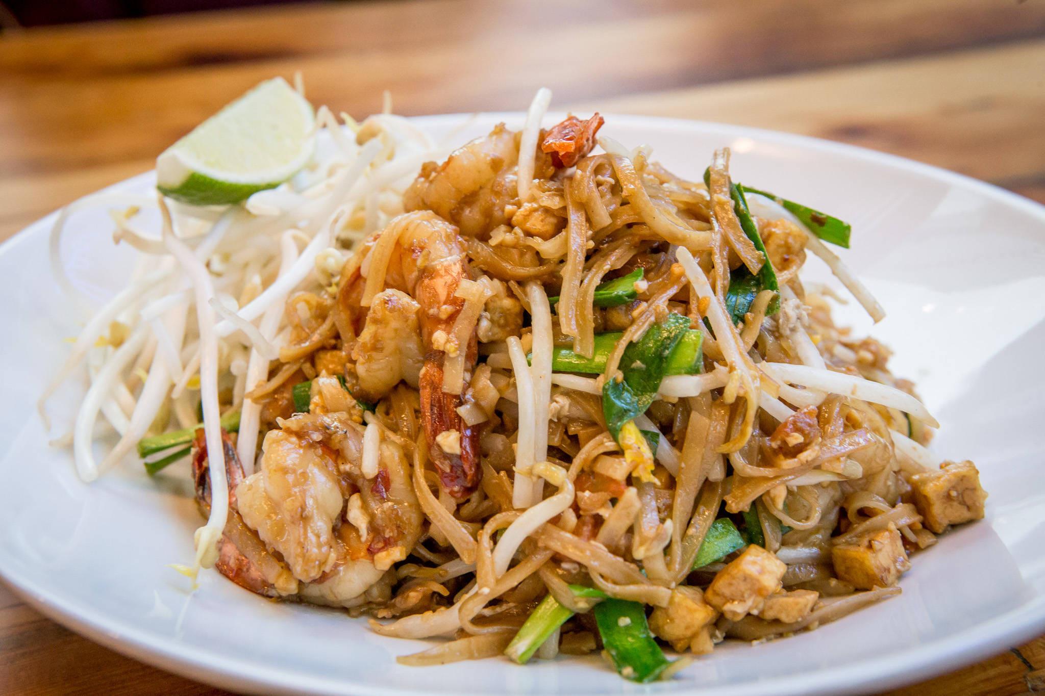 Best Pad Thai  The Best Pad Thai in Toronto
