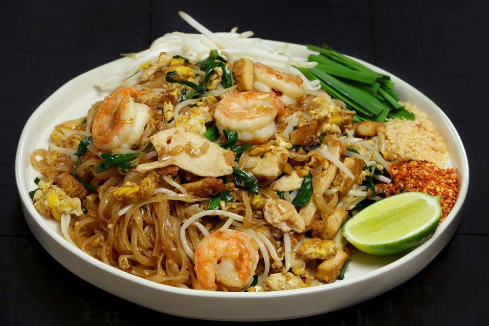 Best Pad Thai  The BEST Pad Thai Recipe & Video Seonkyoung Longest