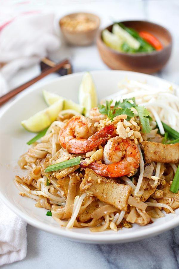 Best Pad Thai  17 Best ideas about Best Pad Thai Recipe on Pinterest