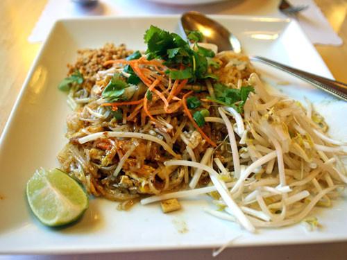 Best Pad Thai  The Best Pad Thai in Chicago