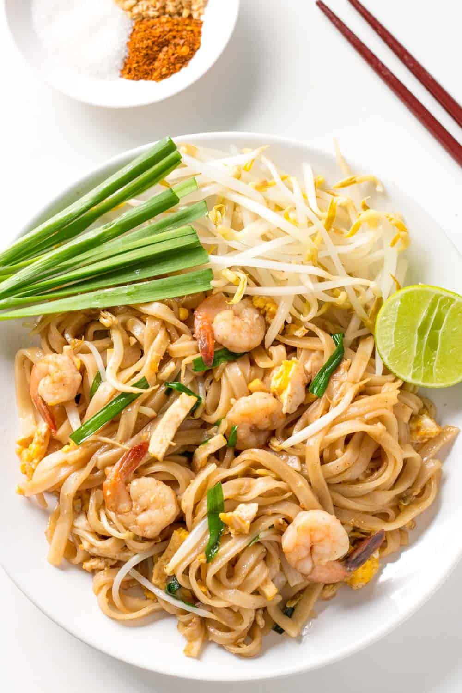 Best Pad Thai  The Best Shrimp Pad Thai Recipe – LeelaLicious