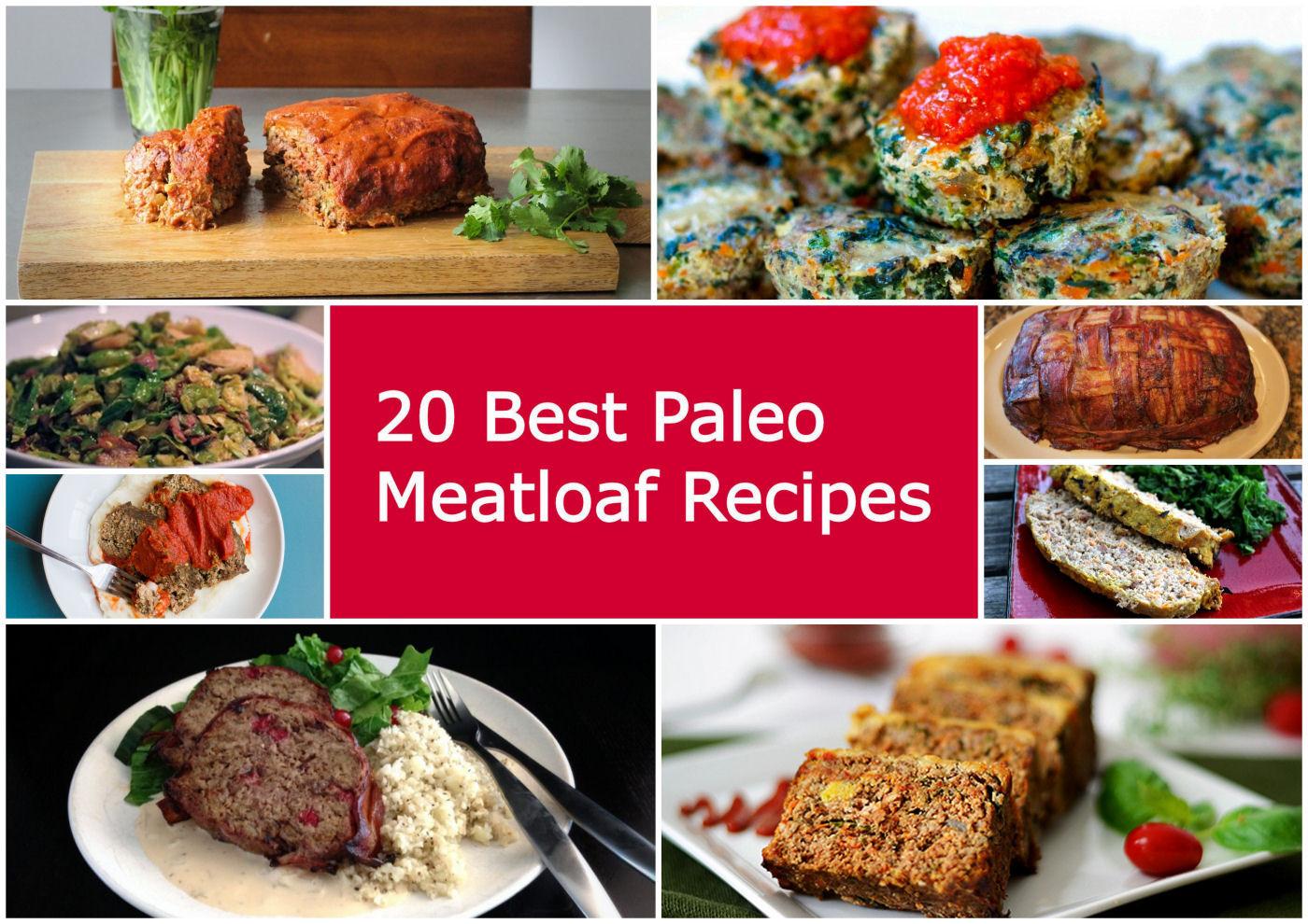 Best Paleo Dinner Recipes  20 Best Paleo Meatloaf Recipes Paleo Zone Recipes