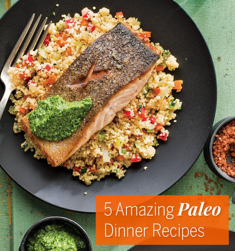 Best Paleo Dinner Recipes  Amazing Paleo Dinner Recipes Latest news Breaking
