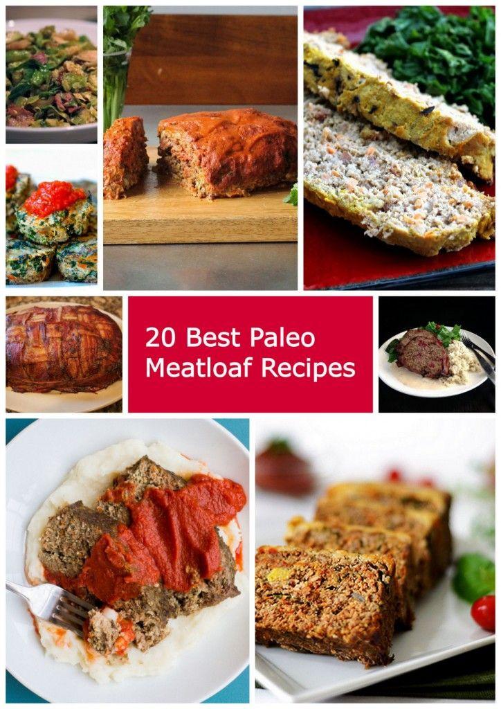 Best Paleo Dinner Recipes  Best 25 Paleo meatloaf ideas on Pinterest