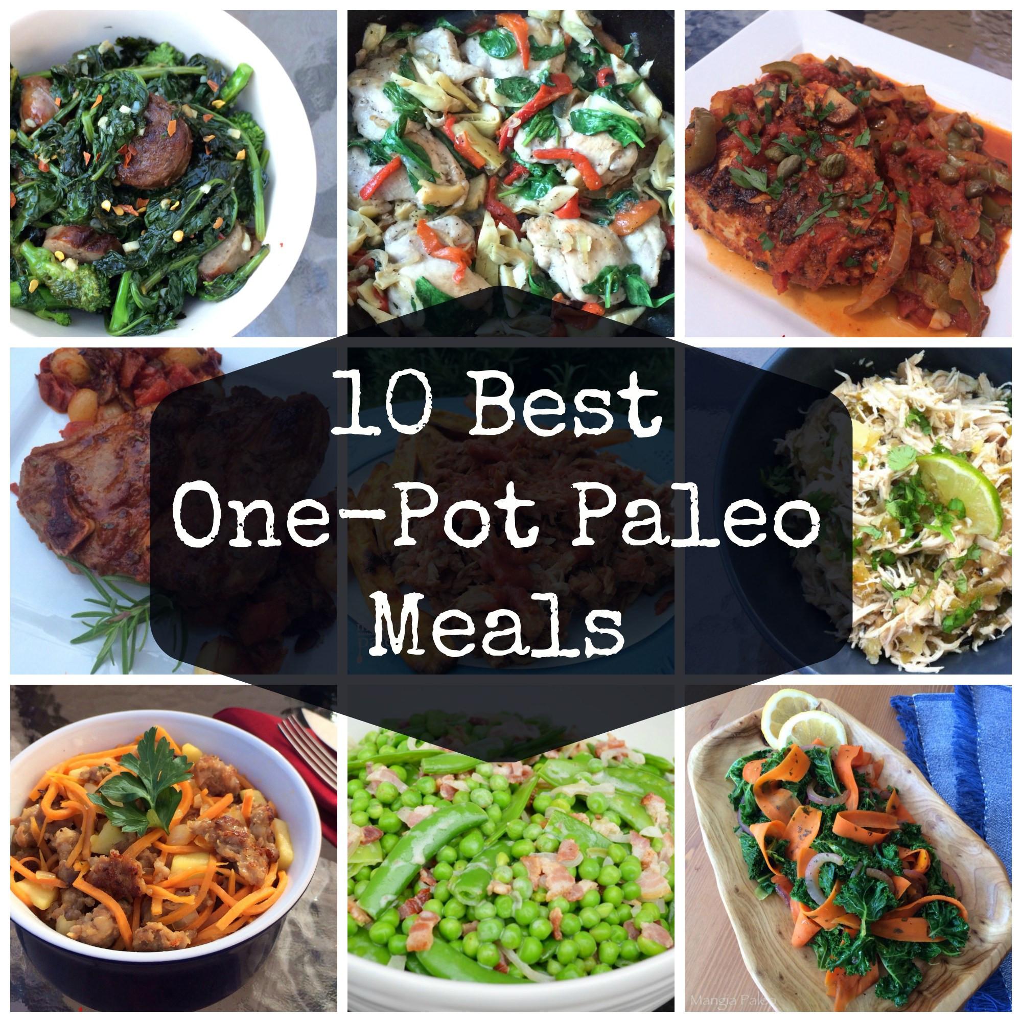 Best Paleo Dinner Recipes  10 Best e Pot Paleo Meals – Mangia Paleo